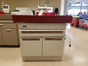 Midmark 640 Pediatric Table W scale Refurbished Clearance