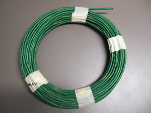 10 Awg Nickel Clad Mg High Temp Wire 150 Ft Mica Fiberglass Braid