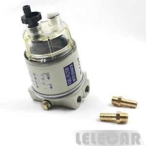 High Efficency For Fuel Filter Water Separator R12t 120at With Screws Practical