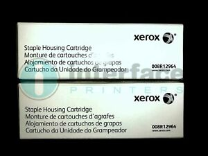 Xerox Staples 2 Cartridges 5 000 Staples Per Cartridge Part 008r12964