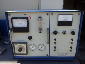 Chemiluminescent No nox Gas Analyzer Thermo Electron Corp Model 10a