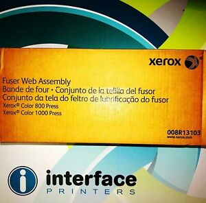 Xerox Fuser Web Assembly For 800 1000 Press 008r13103