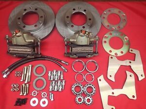 1955 1959 Chevrolet Truck Disc Brake Conversion 6 Lug