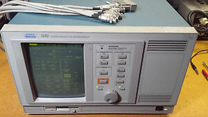 New Price Sony Tektronix 372 100v Semiconductor Workbench Analyzer Oscilloscope