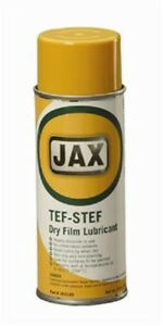 Tef stef Dry Film Ptfe Spray Jax 145 Case Of 12 Cans