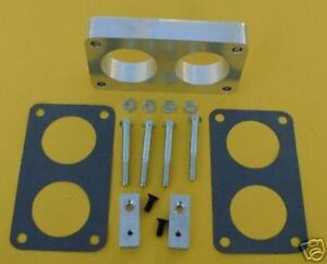 Ford Throttle Body Spacer 1991 1995 F250 F350 7 5l V8 Pickup Truck Fits 7 5