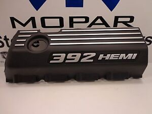 15 18 Challenger Charger New Engine Valve Cover 392 Hemi Left Side Mopar Oem