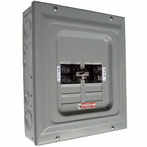 Generac 6333 60 amp Single Load Indoor Manual Transfer Panel