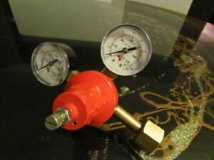 Micro Matic Co2 Primary Gas Regulator Soda beer Systems