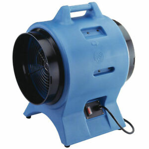 Americ 115v 12 In Industrial Confined Space Ventilator Vaf3000a New