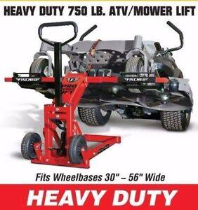 Automotive 750 Lb Heavy Duty Atv Mower Tractor Utility Vehicle High Lift Jack