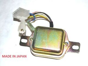 Voltage Regulator Mazda Rotary Ford Courier Dodge Plymouth Arrow Colt Sapporo