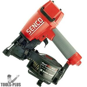 Senco Roofpro445xp Coil Roofing Nailer 3 4 To 1 3 4 New