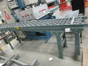 Hytrol Conveyor 10 Ft Long 18 Wide 26 In Height