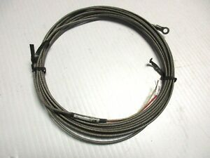 Husky Thermocouple Washer cable Braided Metal Sleeve Pn 699020