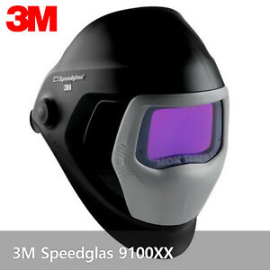 3m Speedglas 9100xx Variable Welding Helmet 3m Speedglas 9100xx Black