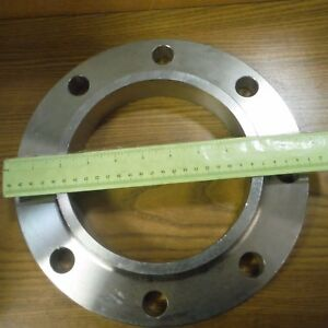 Italy Mff 6 Stainless Steel Weld Pipe Flange A03 03 150 B16 Sa a182