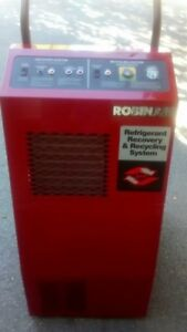 Robinair 17500b Refrigerant Recovery recycle System