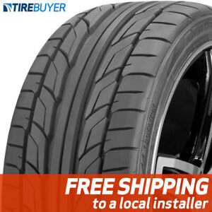 2 New 285 40zr17xl 104w Nitto Nt555 G2 285 40 17 Tires