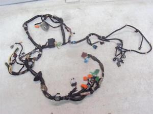 2001 2002 Honda Accord Right Cabin Wire Wiring Harness Wires Ex V6 2 Door Only