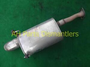 2005 2006 Acura Rsx Exhaust Muffler Pipe 18030 s6m a60
