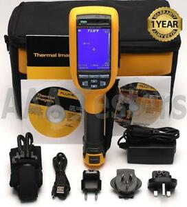 Fluke Ti110 30hz 160 X 120 Infrared Thermal Imaging Camera Ir Imager Ti 110