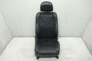 2010 2011 Toyota Camry Se Or Le Front Right Passenger Seat Black