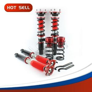 For Bmw E46 3 Series 325ci 328i 325i Adj height Coilovers Coil Spring Strut Kits