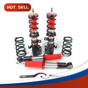 For Toyota Celica 2000 2005 2006 Adjustable Full Set Coilovers Suspension Kits