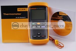 Fluke 51 ii Contact Thermometers Single Input Digital Thermometer F51 2 new