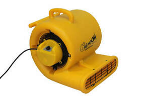 Air Mover Carpet Dryer Blower 1 2 Hp Floor Fan Portable Storm Damage Repair Zoom