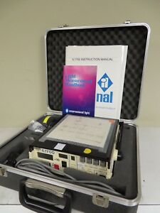 International Light Il1700 Research Radiometer With Sensor Mu42