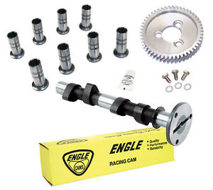 Engle W125 Cam Kit With Cam Gear And Lifters For Vw Type 1 2 3 1600cc
