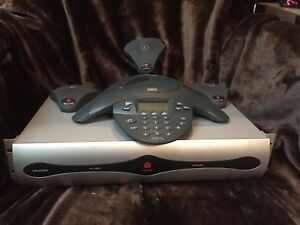 Polycom Vs4000 Viewstation Video Conferencing Unit