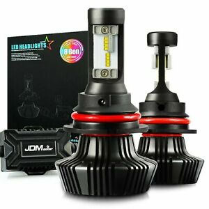Jdm Astar G2 8000lm 9004 hb1 Csp Led Headlight High Low Beam Bulbs White 6000k