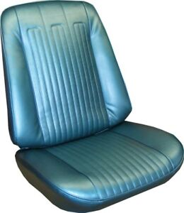 1968 Pontiac Gto Lemans Front Rear Seat Covers Pui