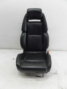 Nissan 300zx 2 2 Right Front Seat Black Z32 90 00 Oem Can Ship