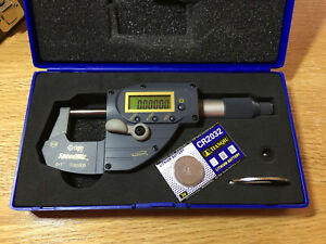 0 1 Igaging Speedmic Digital Micrometer Absolute With 00005 Accuracy