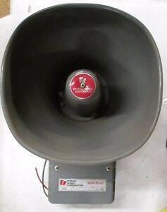Federal Signal Selectone 300 250vdc 0 65 Amp Series A1 Siren