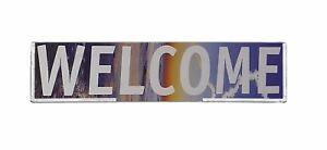 8 1 2 w X 2 1 4 h Wall Mount Acrylic Name Sign Holder ad Frame lot Of 12