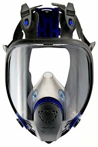 3m 89424 Ultimate Fx Full Facepiece Reusable Respirator Large