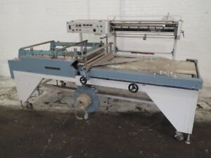Conflex E 270 Fully Automatic Shrink Wrapper
