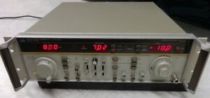Hp 8684b Signal Generator 5 4 12 5ghz With Opt 002 003 H03 Warranty Guaranteed