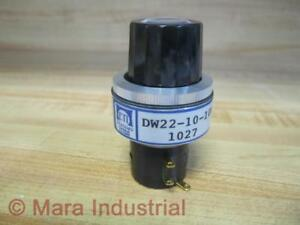 Eti Dw22 10 10k Digital 3 Digit Potentiometer Dw221010k pack Of 3