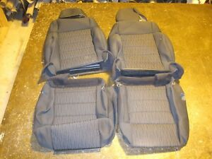 2011 2012 Jeep Wrangler 4dr Unlimited Without Side Impact Air B Seat Cover