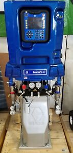 New 2018 Graco E 30 Reactor package