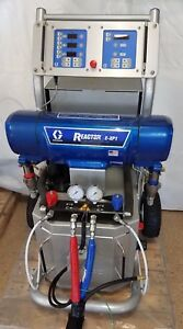New 2018 Graco Exp 1 Reactor package