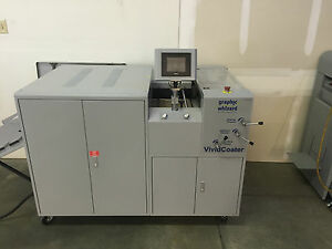 Graphic Whizard Xdc 480 Uv Coater