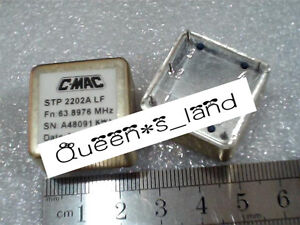 1 new C mac Stp 2202a Lf 63 8976mhz 5v 25x25mm Sine Wave Ocxo Crystal Oscillator