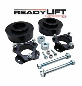 Readylift Suspension 3 Inch 2 Inch Rear Lift Kit For 03 15 Toyota Fj And 4runner
